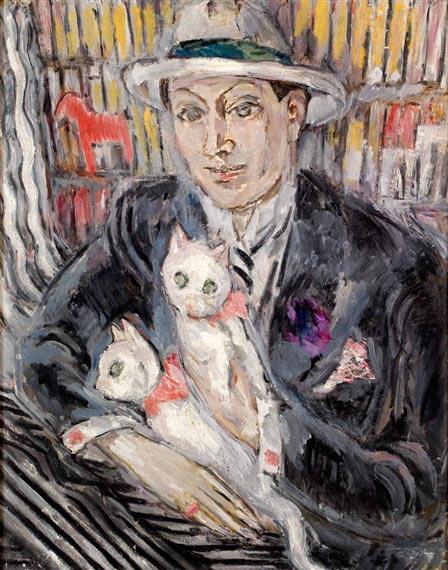 Portrait de Jacques Hébertot, 1914